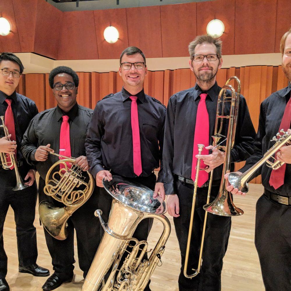 Bulldog Brass Society Opening Performance, Fall 2018